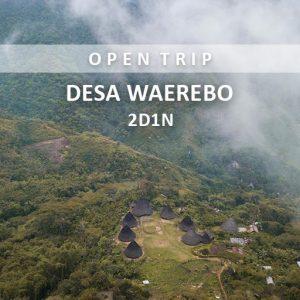open trip desa waerebo alamindonesia