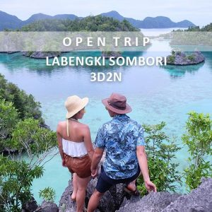 open trip labengki sombori alamindonesia