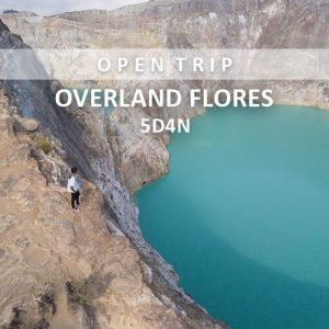 open trip overland flores alamindonesia