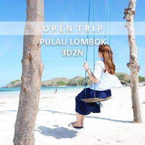 open trip pulau lombok alamindonesia