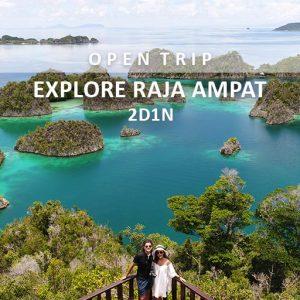 open trip raja ampat pianemo alamindonesia