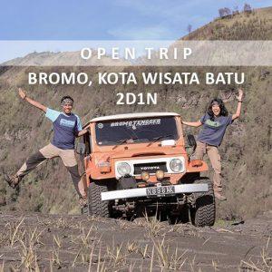 open trip bromo kota wisata batu alamindonesia