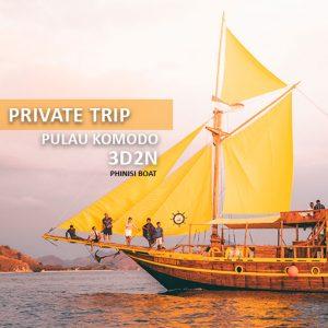 private trip sailing komodo alamindonesia