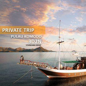 private trip sailing komodo standard alamindonesia
