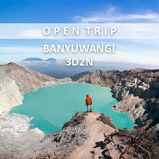 open trip banyuwangi alamindonesia