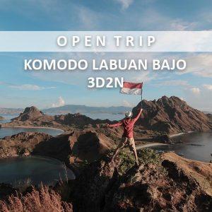 open trip komodo labuan bajo alamindonesia