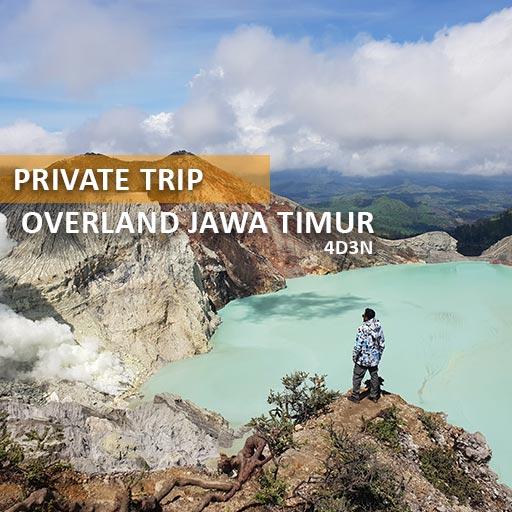 private trip overland jawa timur alamindonesia