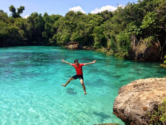 Keindahan Pantai Mandorak Sumba, Surga Kecil Di Tanah Sumba Yang Mempesona