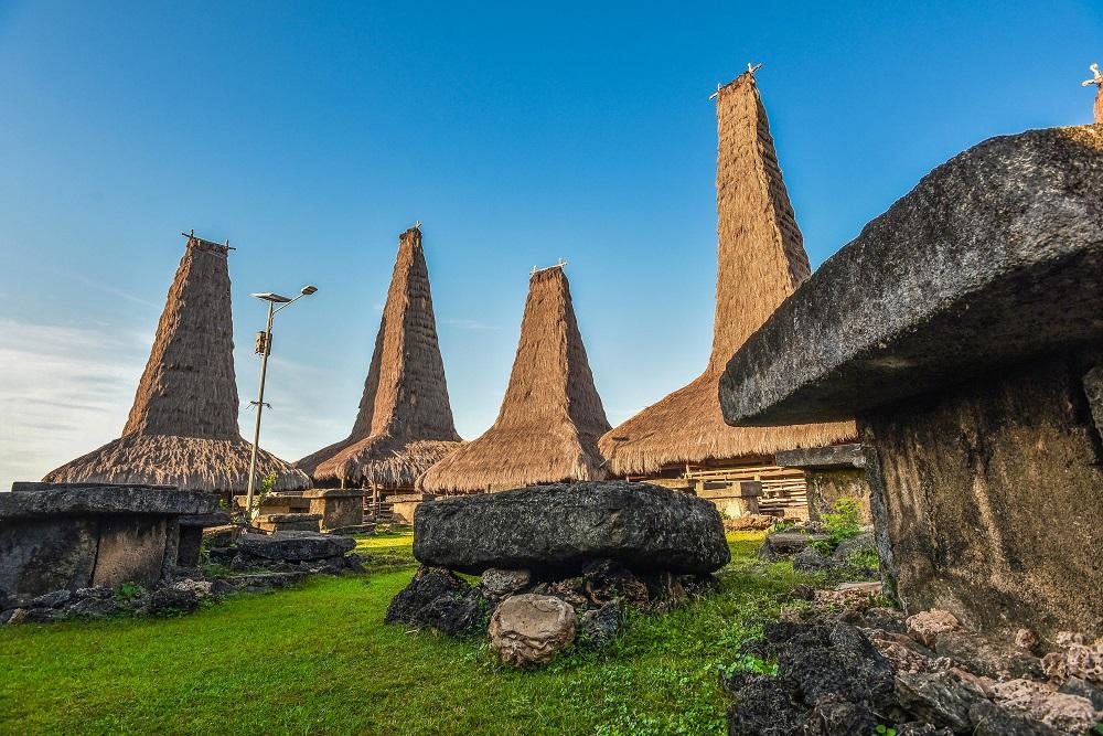 Wisata Budaya, Yuk Kunjungi 5 Kampung Adat Sumba Yang Menawan